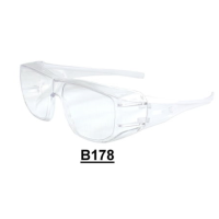 SAFETY FIT OVER GLASSES