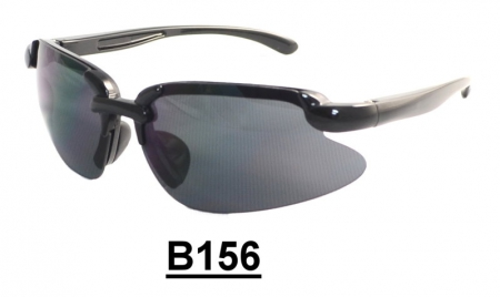 B156 Safety Sport Eyewear  with Spring hinge