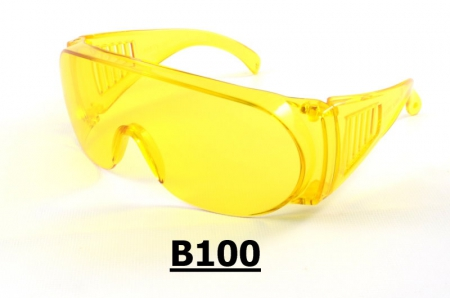 B100 Safety glasses Over Glasses, Oculos
