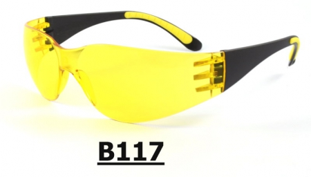 B117 Safety industry glasses /Eyewear protection /gafas de seguridad
