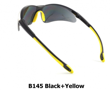 B145 Yellow Safety glasses
