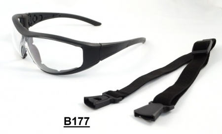 B177 Convertible Safety Glasses