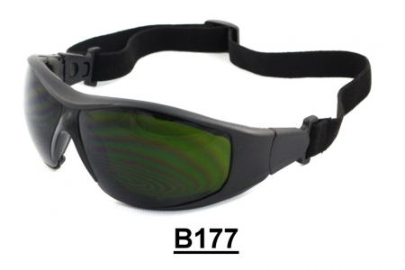 B177 SPONGGLES SAFETY GOGGLES IR5 FOR WELDING