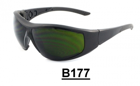 B177 SAFETY GOGGLES IR5 FOR WELDING
