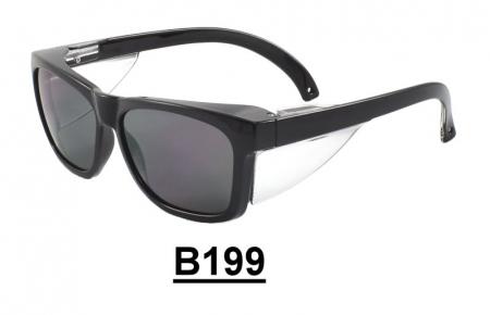 B199-Clear sides