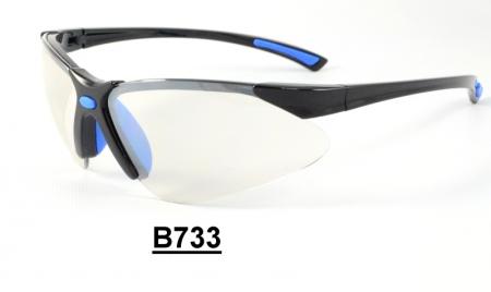 B733 Safety glasses, Eyewear protection