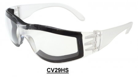 CV29HS Safety glasses, Seguridad industrial, Lentes de Seguridad