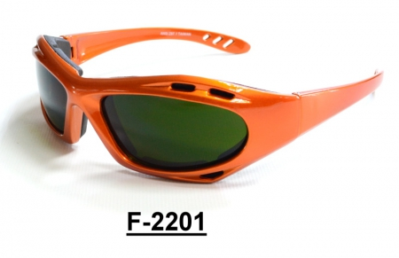 F-2201 SAFETY GLASSES IR5 FOR WELDING