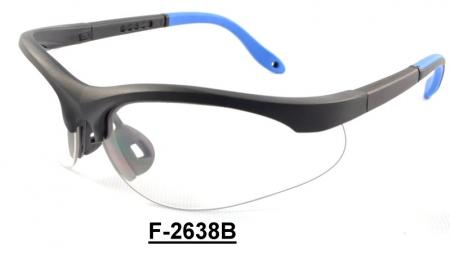 F-2638B Safety glasses
