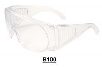 B100 Safety glasses Over Glasses, Oculos