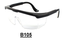 B105 Safety goggles certificate, Goggles Lab, óculos de proteção, Protection glasses