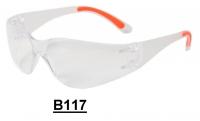 B117 Safety industry glasses /Eyewear protection /gafas de seguridad