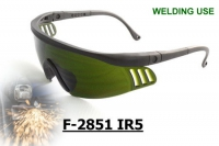 F-2851 SAFETY GLASSES IR5 FOR WELDING