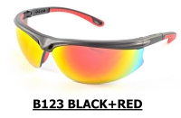 B123 BlackRed Gafas de sol
